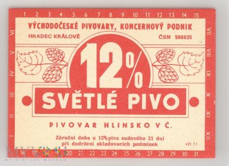 Svetle pivo 12%