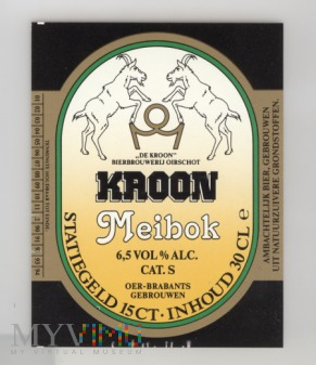 Kroon Meibok