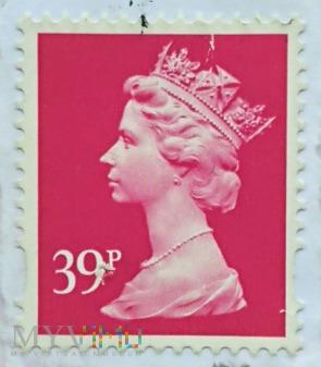 Elżbieta II, GB 1634CS