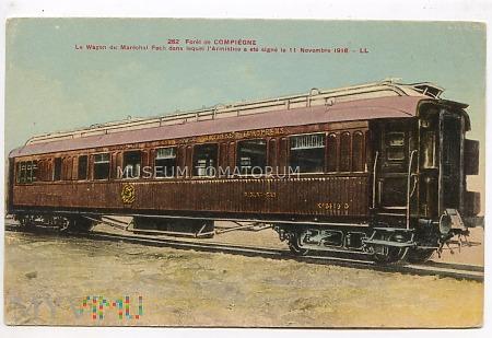 Wagon z Compiègne - 1935