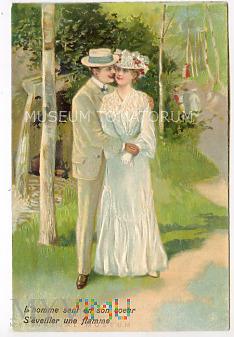 On i Ona - pocz. XX wieku