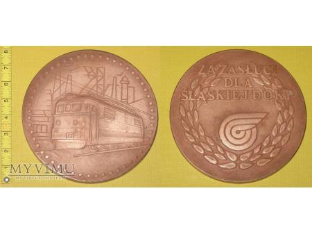 Medal kolejowy Śląskiej DOKP