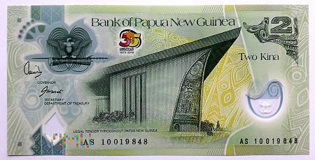 Papua Nowa Gwinea 2 kina 2010