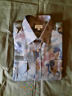 Koszulo-bluza letnia polowa wz. 93304/Mon