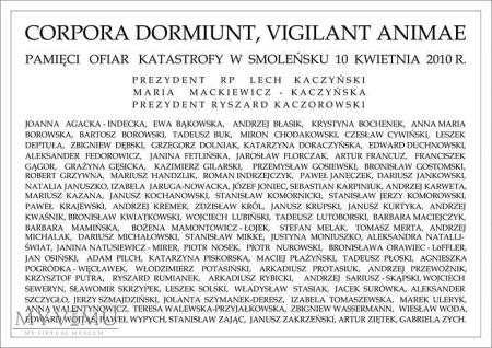 CORPORA DORMIUNT..