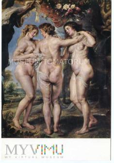 P.P. Rubens - Trzy Gracje