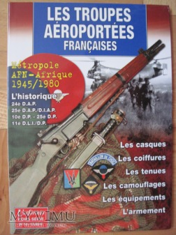 Duże zdjęcie Les Troupes Aeroprtees Francaises