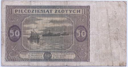 50 złotych - 1946.