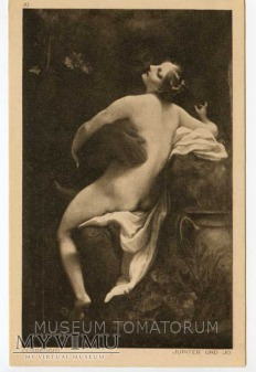 Antonio Correggio - Jupiter i Io