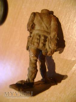 ołowiany żołnierz pruski