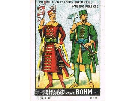 Duże zdjęcie Bohm - 3x03 - Piechota za czasów Batorego