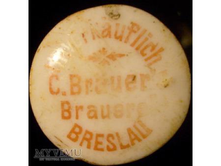 Carl Brauer s Brauerei Breslau