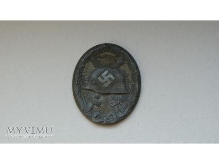 Verwundeten-Abzeichen, Silber
