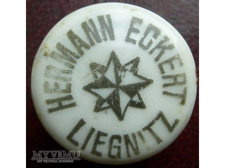 Hermann Eckert -Biergrosshandlung -Liegnitz