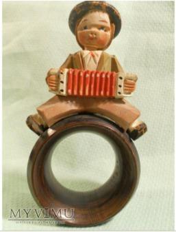Duże zdjęcie Pierścień na serwetki nr 1