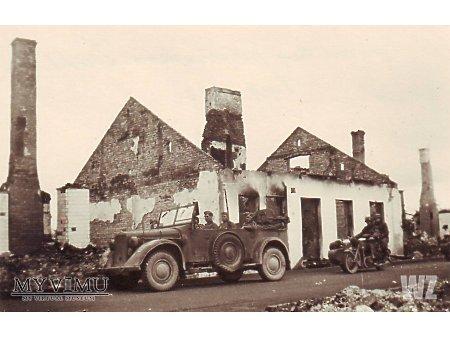 1939. Ruiny