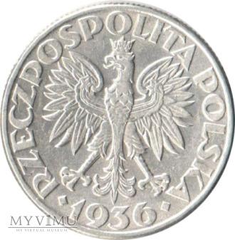 2 złote 1936 rok