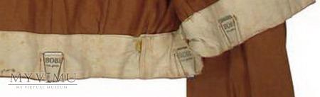 BLASZKA RZM M5/71 - fragment haka mundurowego SA