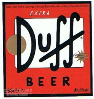 duff extra beer