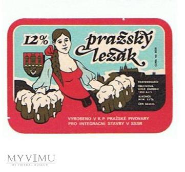 pražský ležák