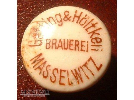 Duże zdjęcie Brauerei Masselwitz- Breslau