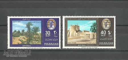 Sharjah & Dependencies.