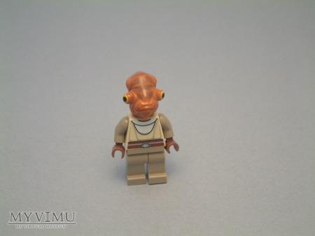 Star Wars - Admirał Ackbar