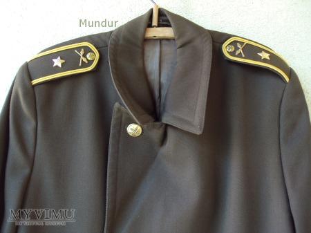 Czechosłowacki płaszcz - major