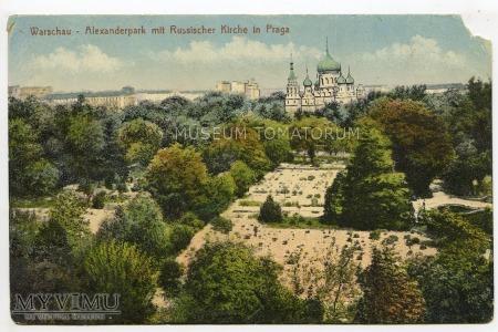 W-wa - Cerkiew św. Michała Archanioła - 1917