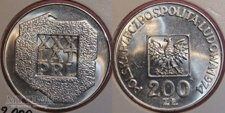 1974, 200 zł