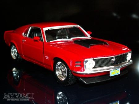 Ford Mustang Boss 429 z 1970