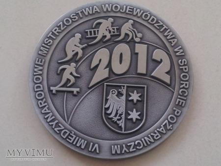 Duże zdjęcie VI Międzynarodowe Mistrzostwa Woj. w sporcie poż.