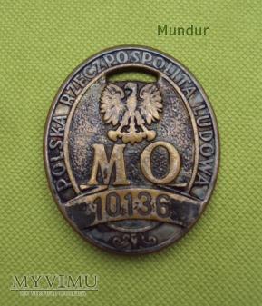 Oznaka identyfikacyjna MO