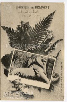Pamiątka z Balfort - 1915