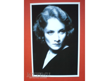 Marlene Dietrich Pocztówka Chiny 2011 n.10