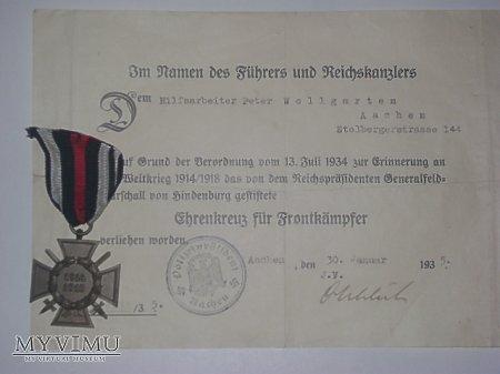 Duże zdjęcie Medal+nadanie