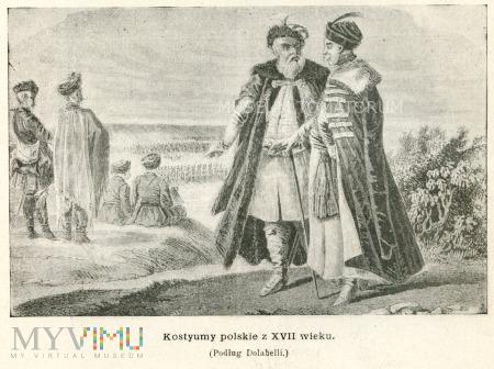 Dolabella - Ubiory polskie z XVII w.