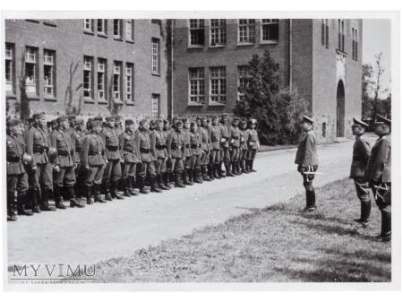 Zdjęcie z 14 czerwca 1940 roku Wągrowiec
