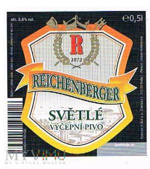 reichenberger světlé výčepní pivo