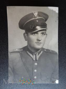 Zdjęcie żołnierza - na pamiątkę