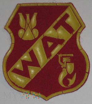 WAT. Emblemat na strój sportowy ?