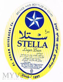stella lager beer