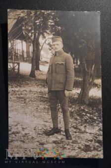 Duże zdjęcie Na pamiątkę z wojska