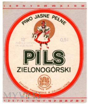 PILS ZIELONOGÓRSKI