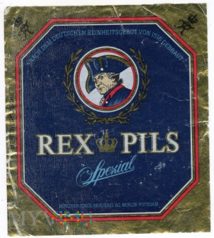 REX PILS