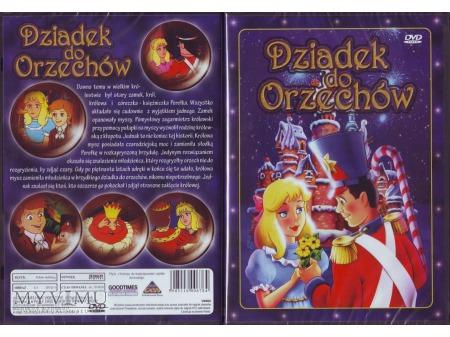 Płyta DVD Dziadek do orzechów
