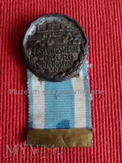 Duże zdjęcie Festungsweihe Coburg 1924