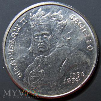 500 złotych / 1989
