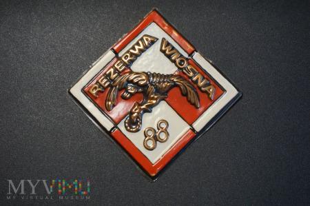 Odznaka Rezerwy - Wiosna 88