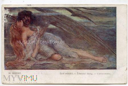 Mierny - Szał miłości - 1918
